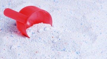 Detergents contain surfactants.