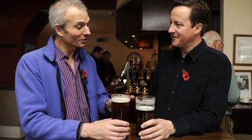 Politics and a pint