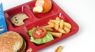 Diseases From Eating Unhealthy School Lunches