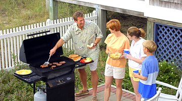 Measure the available space where you plan to build your barbecue area.