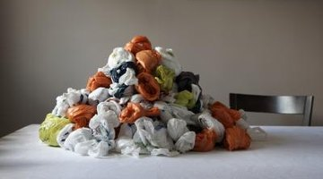 About 380 billion plastic bags are used in the United States every year, according to Envirosax.