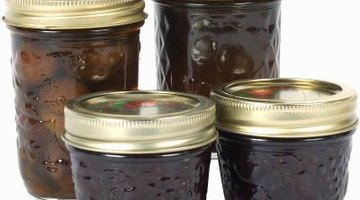 Canning jars can hold more than fruits and vegetables.
