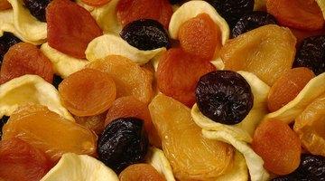 La dextrosa se encuentra de manera natural en las frutas.