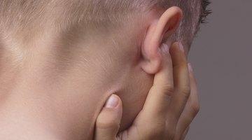 Dolor en el cartílago de la oreja