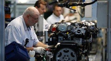Classic Car Engine Refurbished