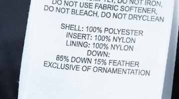 Always read the label on the garment before washing.