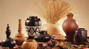 Artefatos de barro ao longo das civilizações