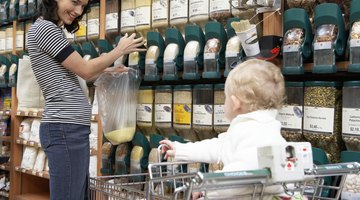 A trip to the supermarket or to the grocery store is now a full-on outing