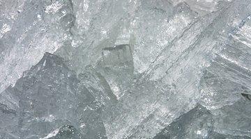 Tratamiento para las quemaduras con hielo seco
