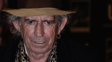 Keith Richards: Unstoppable