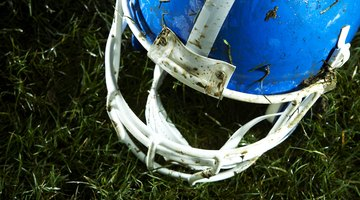 How to Clean a Football Helmet