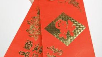 The Indian tradition of giving money envelopes is similar to the traditional Chinese gifting of money.