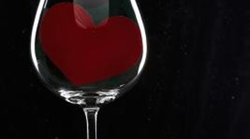 Emerson likens rubies to drops of Eden's frozen wine.