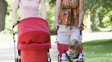 Going to the park is one of the easiest and cheapest ways of finding other mums to make friends with