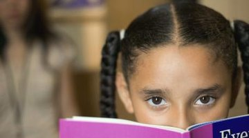 Guided reading gives students the opportunity to read independently.