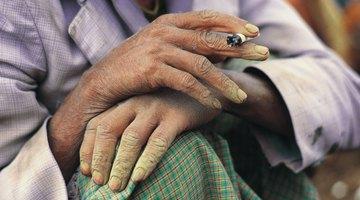 Sensación de náuseas después de fumar