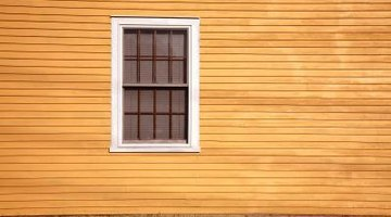 Complete your installation with trim around the window.