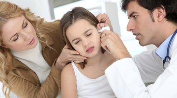 Ear Infections & Temple Pain