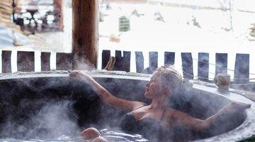 Efectos de un baño de vapor luego de entrenar