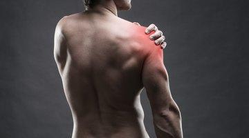 Dolor en el hombro y el brazo izquierdo y en el cuello