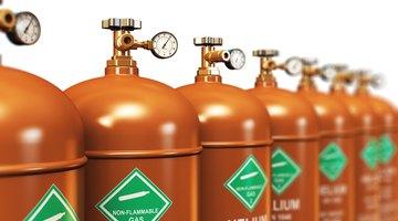¿Cuáles son los peligros del gas helio?