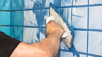How to Clean Colored Grout