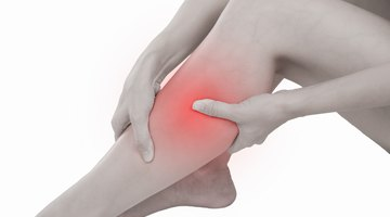 Remedio para el dolor de músculo en la pantorrilla