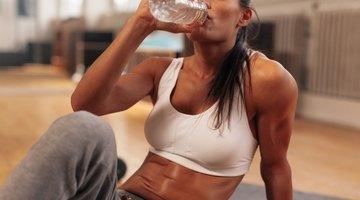 Las principales fuentes de energía en el cuerpo