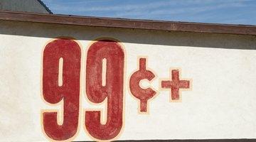 Cómo abrir una tienda de 99 centavos
