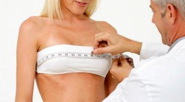 Dolor en el pecho en el lado izquierdo por encima de la mama por hacer demasiado ejercicio