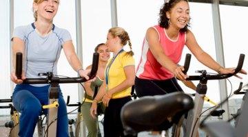 Bicicletas fijas y la bursitis de cadera