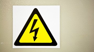 To avoid electrocution, cut power to the light switch