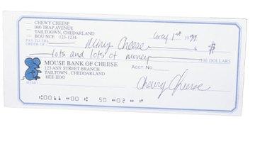 ¿Qué tipo de identificación se necesita para cambiar un cheque?