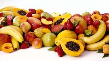 Cómo pelar la papaya y el mango