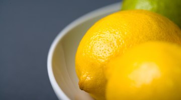 Lemon is a natural and safe cleaner for copperware.