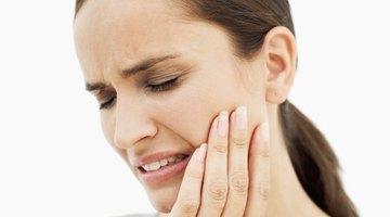 Los antibióticos para una infección de muelas