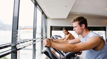 Dolor de estómago que sientes como  si hubieras hecho mucho ejercicio