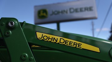 How to Install a John Deere Snow Blade