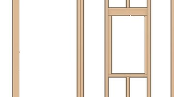 Check window manufacturer's specs for framing dimensions.