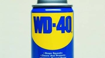 WD-40 is also great for many other household fixes.