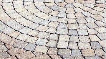 A creative use of pavers