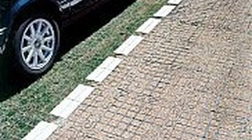 Driveways and walkways can be permeable paved.
