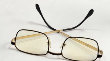 How to Remove Logos From Glasses
