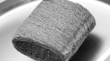 Abrasive cleaners, like steel wool, will damage engineered granite surfaces.