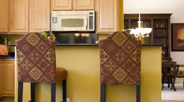 Engineered granite countertops are growing in popularity.