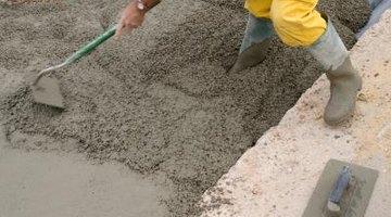 Cement concrete.