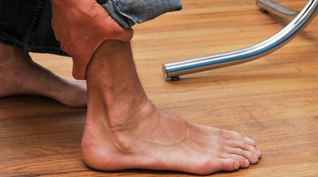 How to Walk on a Sprained Ankle