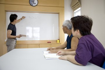 Take speech or writing classes to polish up your oral and written communications skills.