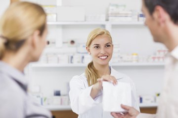 Pharmacy Assistants often have no formal training.