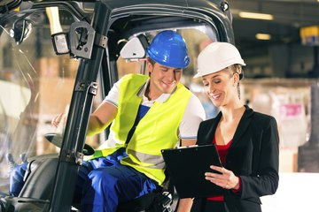 A safety manager will establish policies and procedures designed to promote worker health and safety.